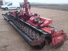 VICON Power Harrow