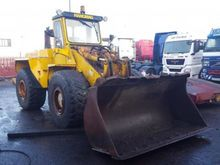 1985 HANOMAG 66D LOADING SHOVEL