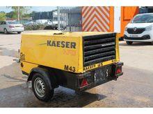 2008 KAESER M43 2TOOL COMPRESSO