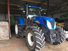 2010 NEW HOLLAND T7050 Auto Com
