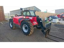Used 2014 MANITOU MT