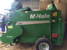 2013 MCHALE C460 Trailed Feeder