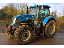 2011 NEW HOLLAND T7.185