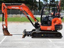 Kubota Excavator KX40-4R1A - 1,