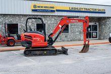 Kubota KX040-4R1A Excavator #U5