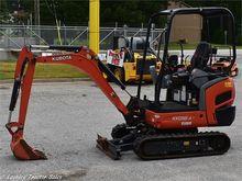 Kubota KX018-4 Excavator #U5002