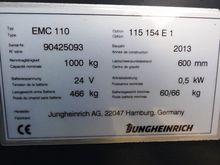 2013 Jungheinrich EMC 110 (new