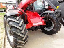 2008 Manitou MLT 731 AGRI 4X4 R