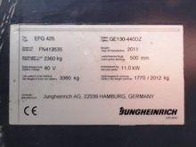 2011 Jungheinrich EFG 425 3F440