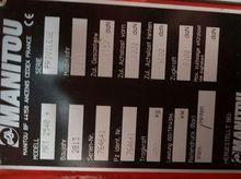 2013 Manitou MRT 2540+ D-Tüv 25