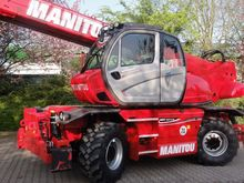 2016 Manitou MRT 2550 plus Priv