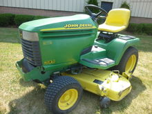 1996 John Deere 345