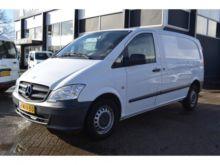 d64a51bed9 Gebraucht 2011 Mercedes-Benz Vito 113 CDI Mixto 4x4 Lang Klima Xenon ...