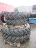 Michelin 12,4R - 46 + 12,4R - 2