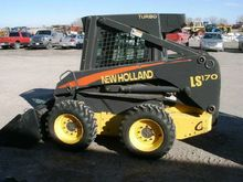 New Holland Agriculture LS170