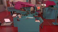 2007 SABI BR240 320 Bandsaw Hor