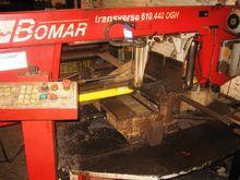 2006 Bomar 610-440 Bandsaw Hori