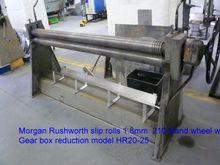 Morgan Rushworth HR20-25 Metalw