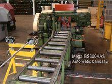 Mega BS300 HAS Bandsaw Horizont
