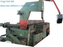 Friggi VAS300 vertical moving h