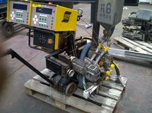 Used ESAB Welding in