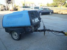 2002 Sullair 55 K Compressor