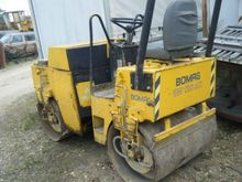 2000 Bomag BW 100 AD Tandem rol