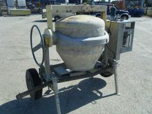 Concrete mixer : BETONNIERE 360