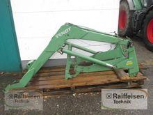 Used Fendt Front loa