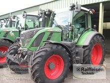 Used 2014 Fendt 516