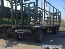 2015 Fliegl Ballenwagen DPW 210