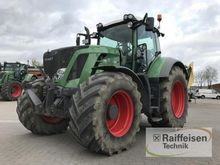 2013 Fendt 828 Vario Profi Plus