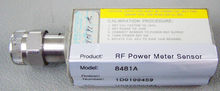 Used 8481a RF Power
