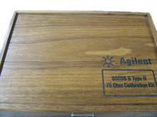 Agilent/hp 85036b Calibration K
