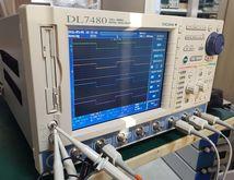 Dl7480(701470) Digital Oscillos