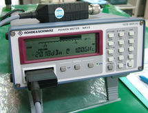 Rohde schwarz Nrvs RF Power Met