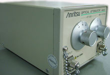 Anritsu Mn9605c Optical Attenua