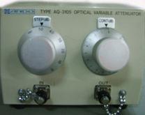 Ando Aq-3105 Optical Attenuator