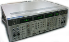 Shibasoku Am50b Audio Analyzer