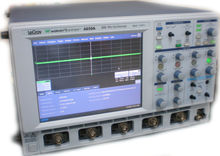Used Lecroy Wr6050a