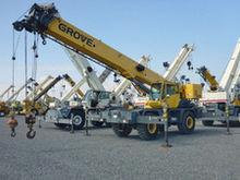 2007 Grove RT-540E