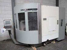Used 2000 CNC millin