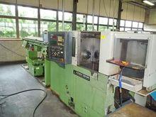 Used 1982 CNC lathe