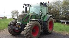 Used 2014 Fendt 512
