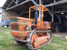 1976 Fiat 505 c Antique tractor
