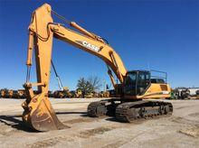 2010 Case CX470B Track excavato