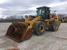 2012 Caterpillar 966K Wheeled L