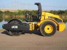 2006 JCB VM115 Single drum roll
