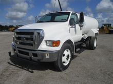 2005 Ford F650 Water Equipment