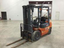 2013 Heli CPCD25 Lpg Forklift